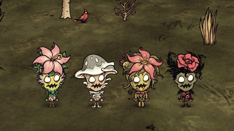 Latest 'Don't Starve Together' Character 'Wormwood' Has Green Thumbs