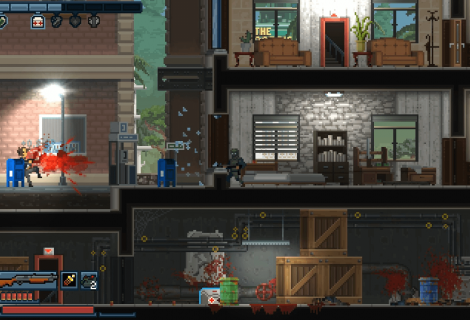 It Takes 2D to Down Tangos as 'Door Kickers: Action Squad' Leaves Early Access