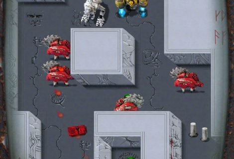 Puzzle With Time Travel In 'Droidscape: Basilica' On a Rescue Mission