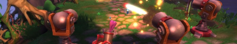 dungeon defenders ii halloween 2015