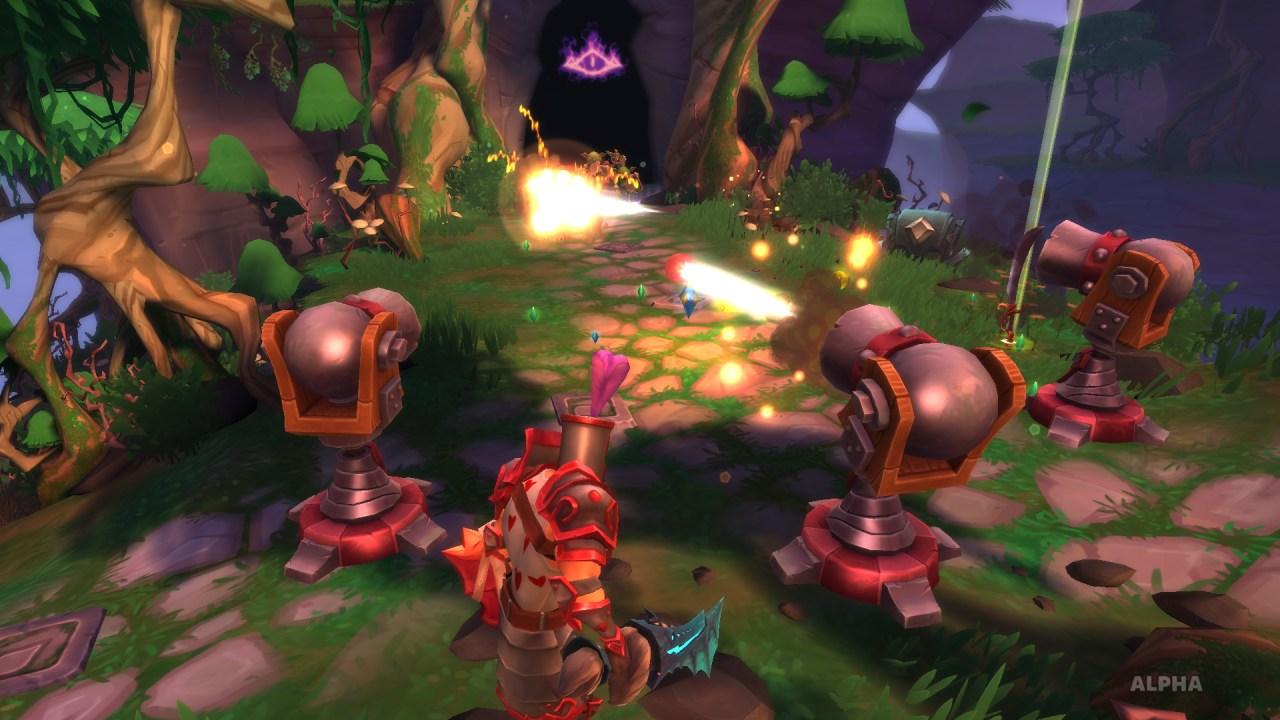 dungeon defenders ii halloween 2015
