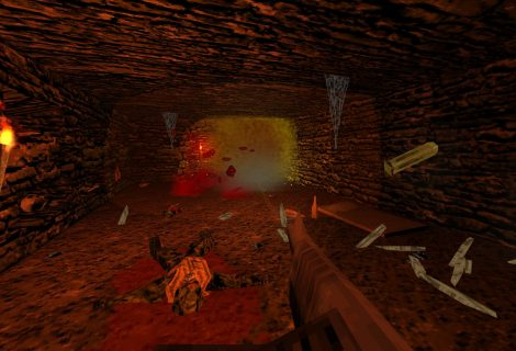 Frag the 90s: Gloriously Old-School Inspired 'DUSK' Is Almost Out of Early Access