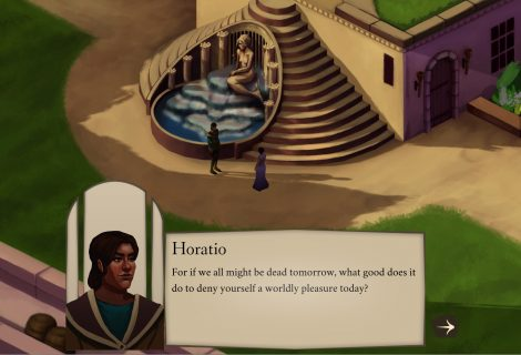 'Elsinore' is Caught in a Time Loop and Ophelia Has to Rewrite Hamlet... or Die Trying