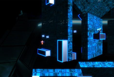 'Exception' Is All About Fast-Paced Platforming In a Constantly Changing Virtual World