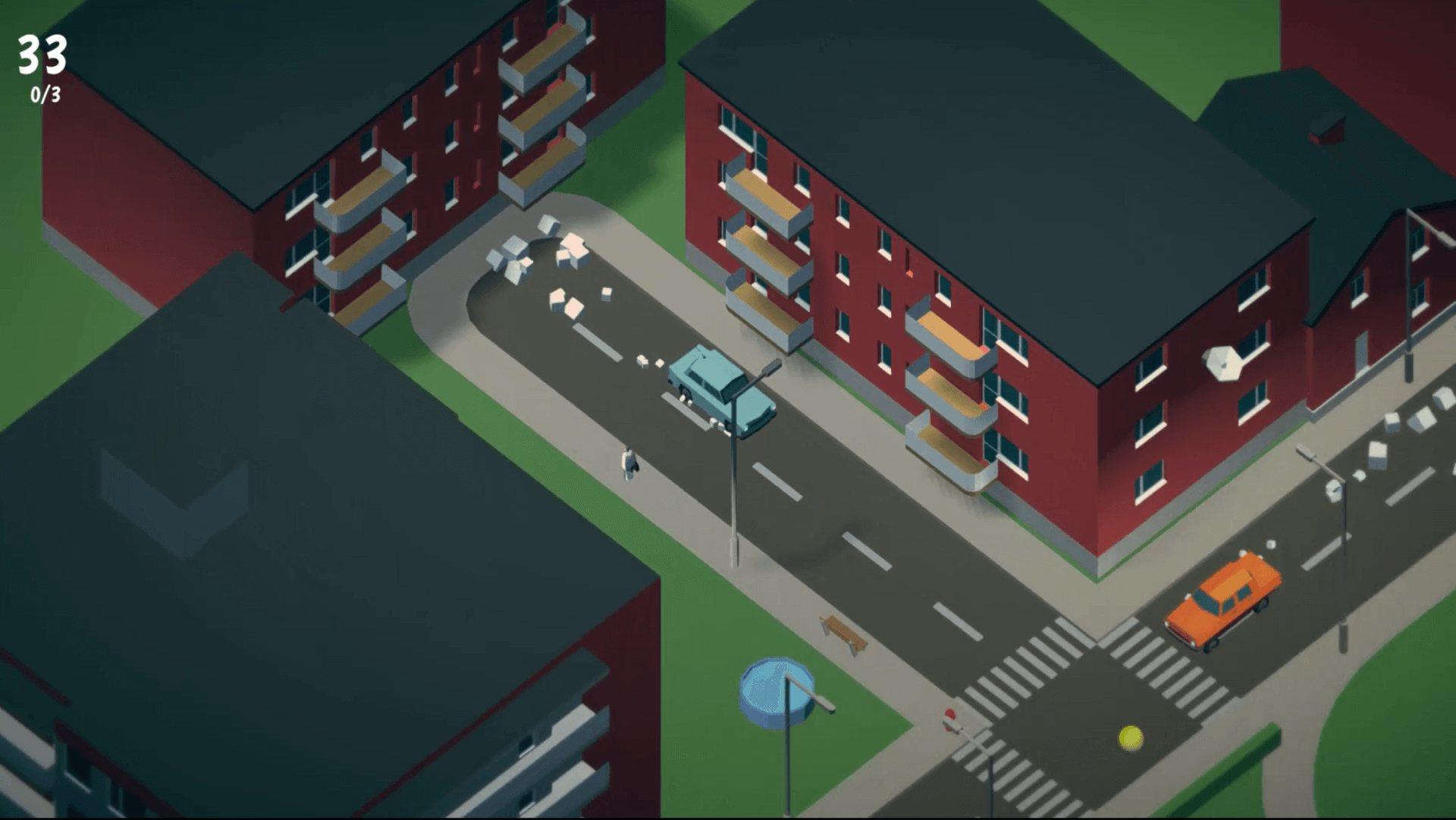 Fear Of Traffic (GL)