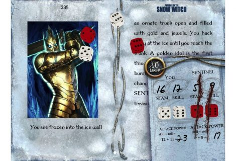The Spinechilling 'Fighting Fantasy: Caverns of the Snow Witch' Has Gone Digital
