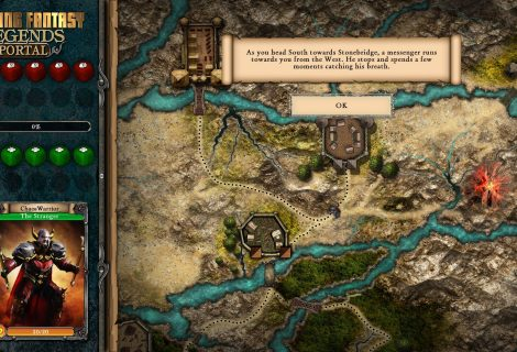 The 'Deathtrap Dungeon' Trilogy Is Quite Different In 'Fighting Fantasy Legends Portal'
