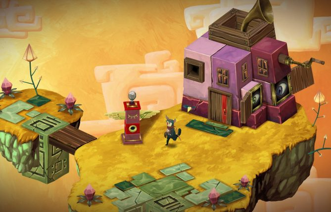 Subconscious Puzzler 'Figment' Gets a New Story in Upcoming 'Creed Valley' DLC
