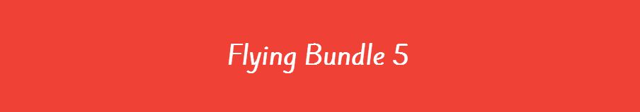 Flying Bundle 5