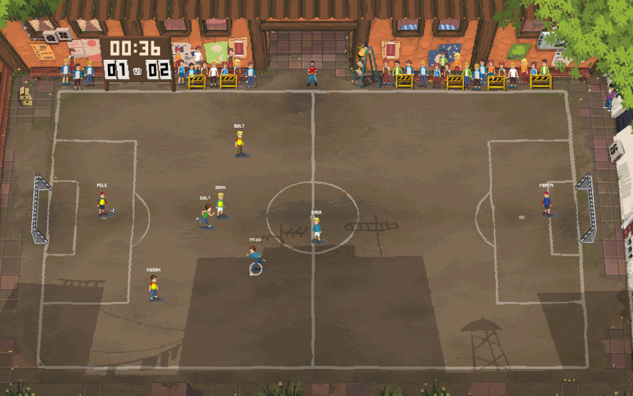 Dribble, Tackle, Quest and Aim for the Goal: Your 'Football Story' is About to Begin