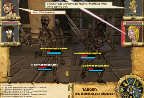 [Update: Greenlit] Stuck In Greenlight Limbo: 'Frayed Knights: The Skull of S'makh-Daon'