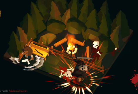 'Friday the 13th: Killer Puzzle' to Make a Murderlicious Month of April