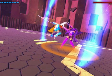 Brutal Boss Battler 'Furi' Gets Stylish on the Switch... With a Few Key Differences