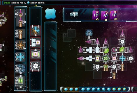 Digital Board Game 'Galaxy Trucker: Extended Edition' is All About Amassing the Most Cosmic Credits