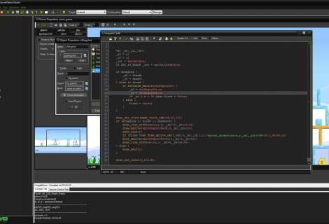 GameMaker: Studio 1.4 Arrives With Player, Marketplace, iOS 8 Support