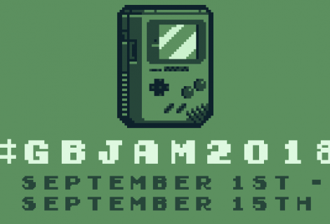 Four-Color Craziness Returns With #GBJam2018 (aka. Gameboy jam 2018)... Soon!