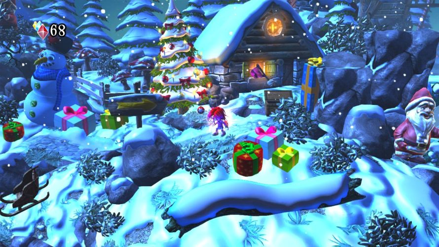 'Giana Sisters: Twisted Dreams' Update Adds Christmas Content