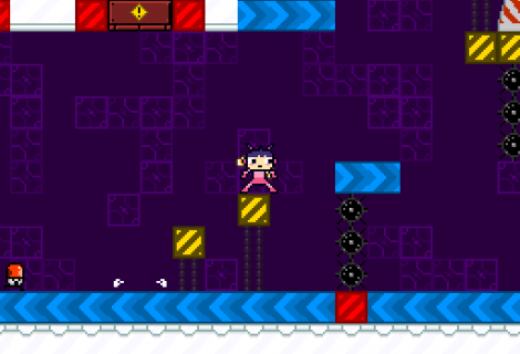 [Update: Resubmitted] Stuck In Greenlight Limbo: 'Giga Girl'