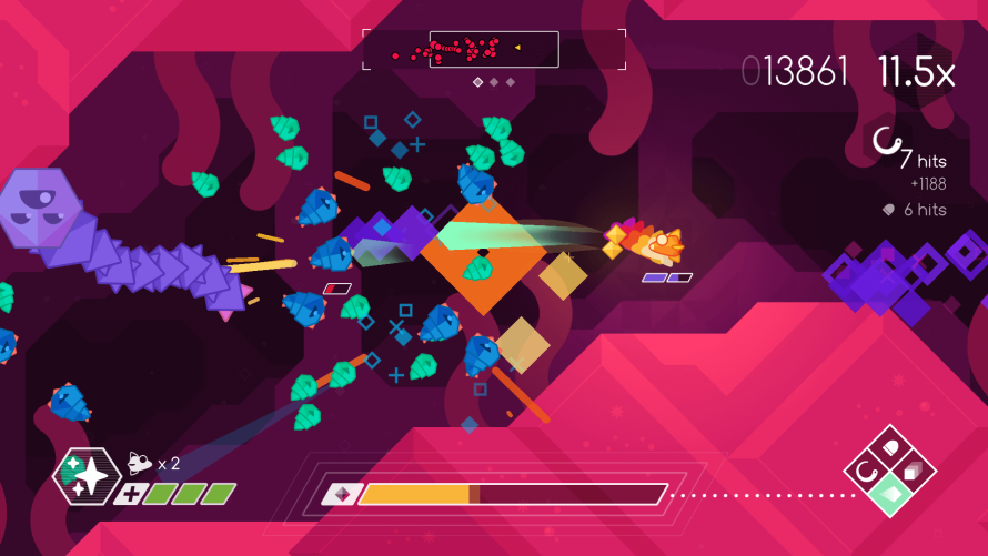 'Graceful Explosion Machine' Might Make a SHMUP Fan Out of You Yet
