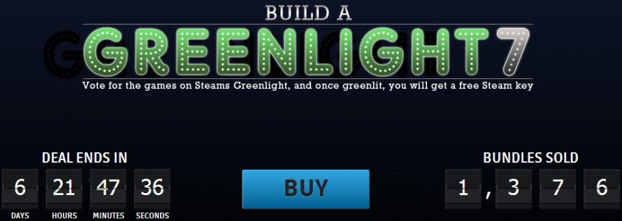 Build a Greenlight 7: Grab a Bunch of Cheap Steam Candidates, Remember to Vote