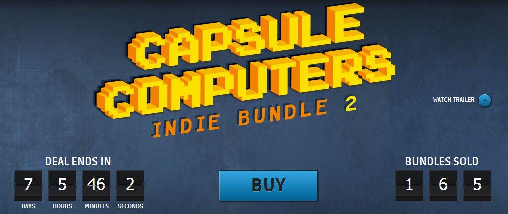 Capsule Computers Indie Bundle 2