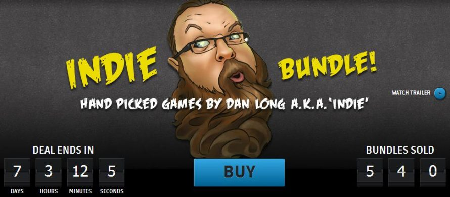 Groupees Bundles Eight Dan Long Indie Picks and Soundtracks