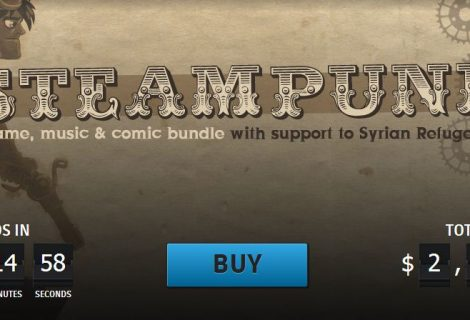 Revisit the 19th Century With Groupees' Steampunk Bundle