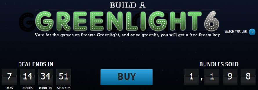Build a Greenlight 6, Grab Steam Candidates For Cheap, Vote
