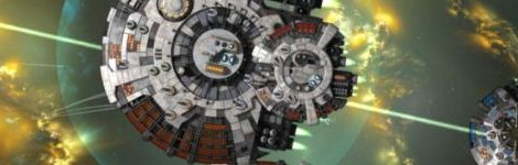 'Gratuitous Space Battles' Expands Once Again With 'The Outcasts'