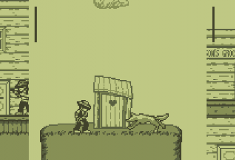 'Gunman Clive' Goes 8-Bit In Official Game Boy Port - Do You Feel Lucky, Punk?