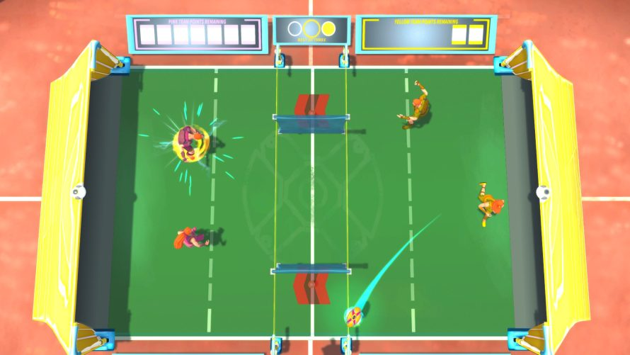 'Gyrodisc Super League' Blends Air Hockey, Tennis and Volleyball For Fun Times