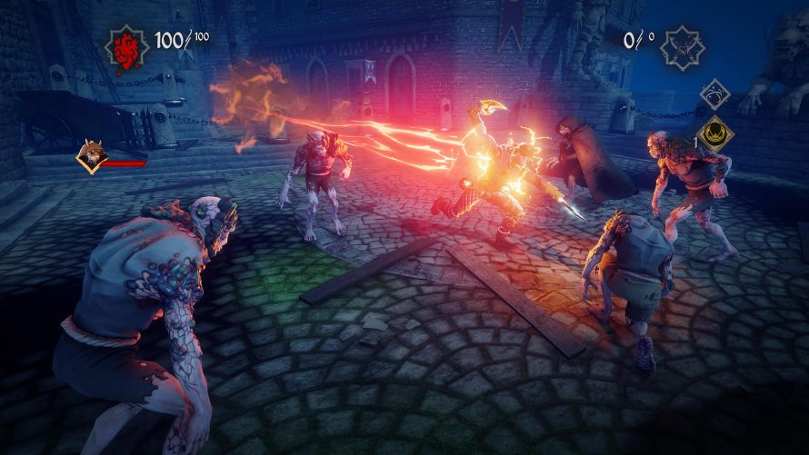 'Hand of Fate 2' Expands Once More With 'The Servant and the Beast' DLC