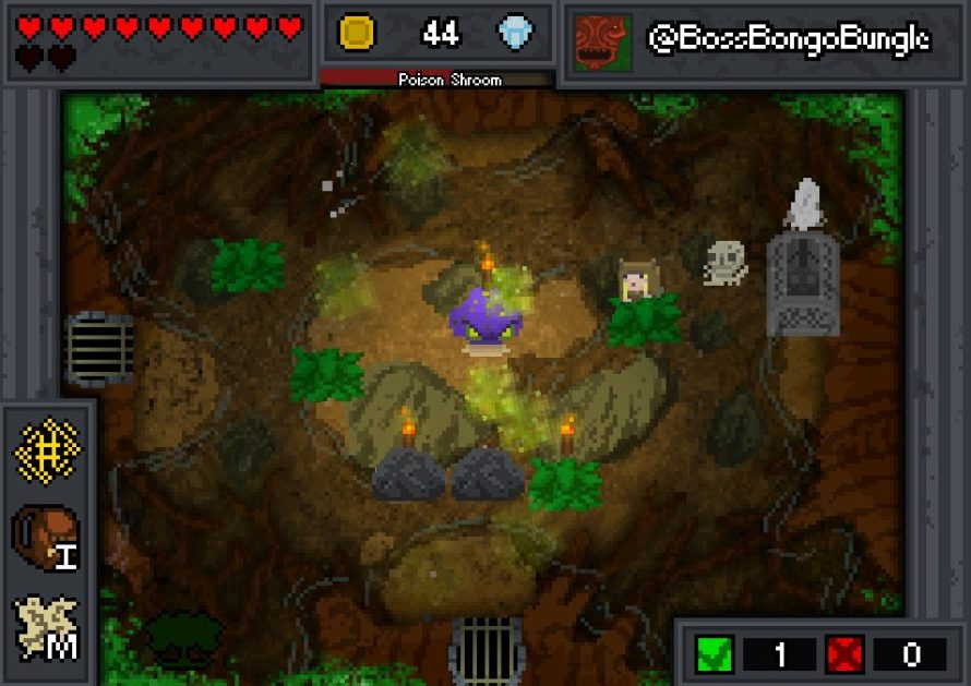 Social Media Enables 'Hashtag Dungeon' Fans to Create… Everexpanding Dungeons!
