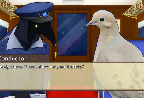 'Hatoful Boyfriend: Holiday Star' Has Been Remastered For the Yuletide Season