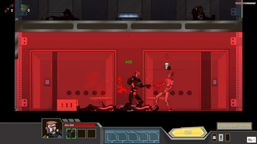 Run, Shoot, Loot to Survive On the Wanderer in Upcoming Roguelike 'Hazardous Space'