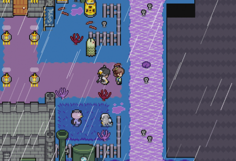 Go Fishing and Raise Baby Moths in 'HEARTBEAT' While Maintaining Peace and Order