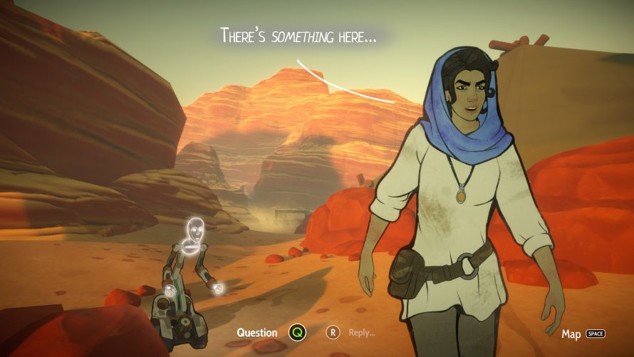Space Archaeology and Choose-Your-Own-Adventuring Awaits in 'Heaven's Vault'