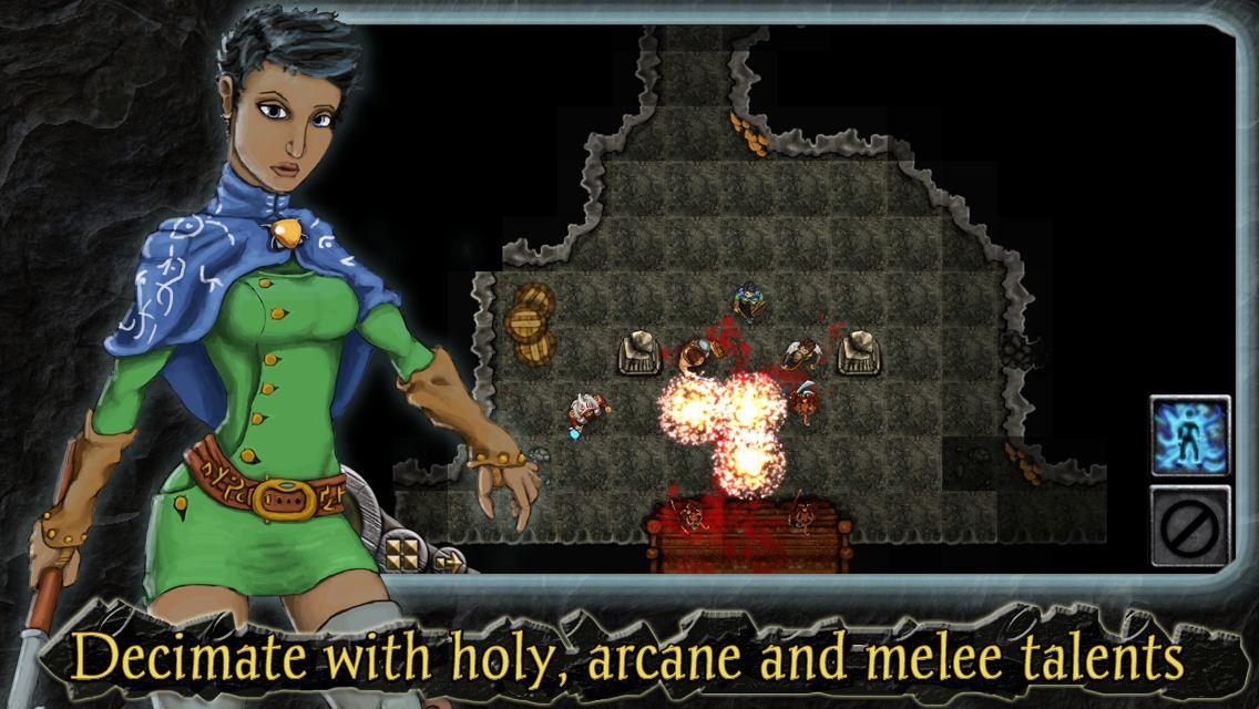 Heroes of Steel Tactics RPG