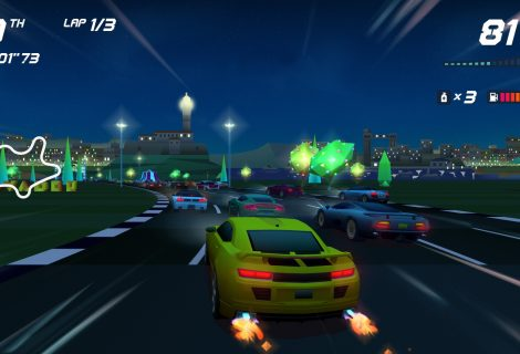 'Horizon Chase Turbo' Aims to Mix Old-School Arcade Racing With Modern Technology
