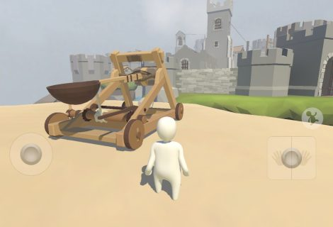 With a Wibble and a Wobble, 'Human Fall Flat' Faceplants on Mobile