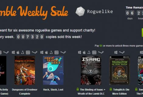 There Are Six Great Reasons to Roguelike This Humble Weekly Sale