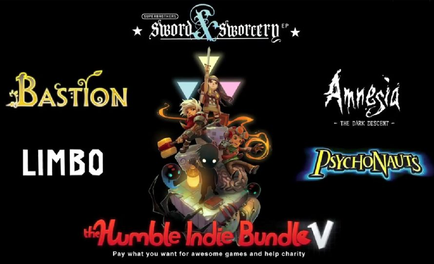 It's V for Victory as Humble Indie Bundle V Puts the Competition to Shame