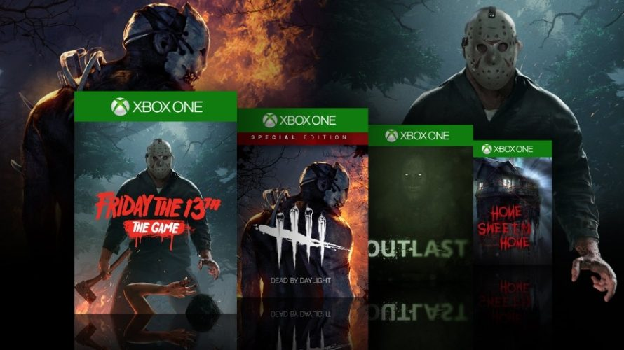 'ID@Xbox Horror Sale' Discounts Several Dozen of Terrifying Titles for a Spooky Summer