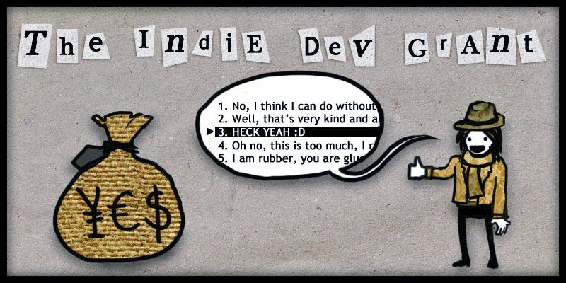 Indie Dev Grant