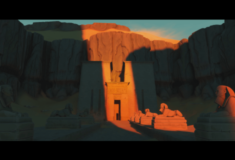 Pyramids Aplenty: 'In the Valley of Gods' to Allow Exploration of 1920s Egypt in 2019