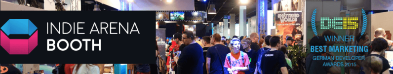 Indie Arena Booth 2016