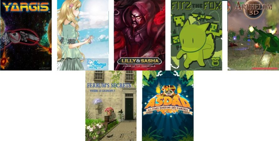 The 25th Debut Bundle Awaits With Seven Greenlight Submissions