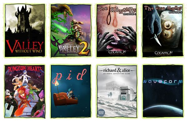 Indie Royale The Choices 2013 Bundle
