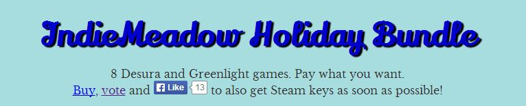 IndieMeadow Holiday Bundle
