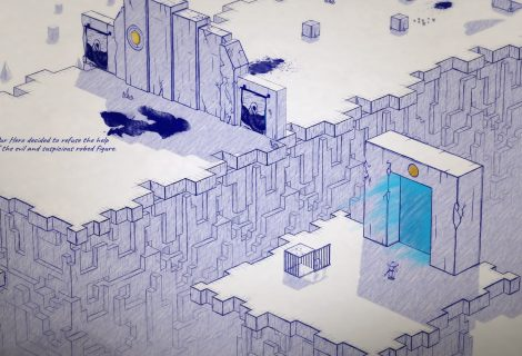 'Inked' Breathes New Life Into Puzzle Platformers With Stunningly Vibrant Visuals